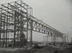 Construction of giant hangar
