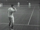 Catch tennis in the Apollo Hall