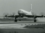 Giant airplane Tupolev