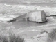 Bunkers on Texel disappearing