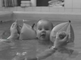 Swimming lessons for 4 month old babies