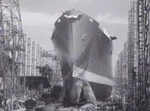 Launching of the 'Willem Ruys'